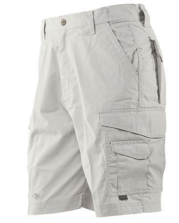 (TRU-SPEC Men's 24-7 Series Tactical Shorts, Stone, 42)