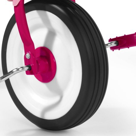 Radio Flyer Ready-To-Ride Folding Tricycle (Pink) by Radio Flyer (Image #4)