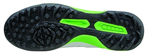 Blanc Sala 5 Noir Lime AS Football 2015 Q1GB155074 Mizuno 2016 40 Officials Premium Chaussures Taille cX1vWcPgz