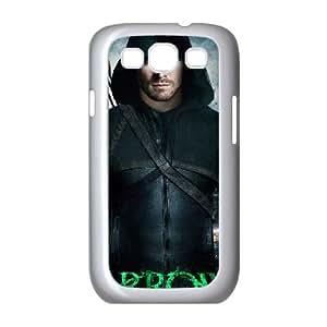 Arrow Samsung Galaxy S3 9300 Cell Phone Case White 05Go-446103