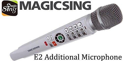 Magic Sing EB2 ?? Additional Wireless Microphone for the Magic Sing E2 Karaoke Machine