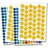 Reward stickers (for Ultimate Potty Training Chart,My Big Star Chart and Good Night Sleep Tight Chart)