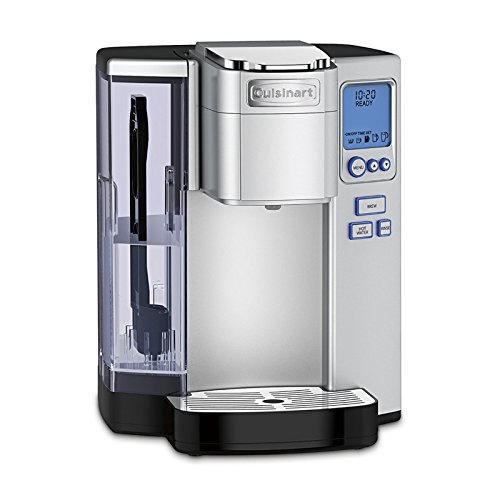 CUISINART SS-10C Premium Single Serve Coffeemaker, Silver