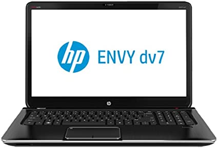 Amazon Com Hp Envy Dv7 7230us Amd A8 4500m X4 1 9ghz 6gb 750gb Dvd Rw 17 3 Win8 Black Computers Accessories