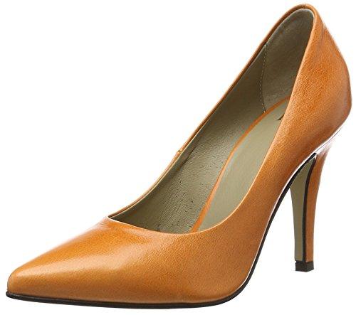 Heerkens Bv Pump Arancione Scarpe Productions Nicole Donna HOq1TH