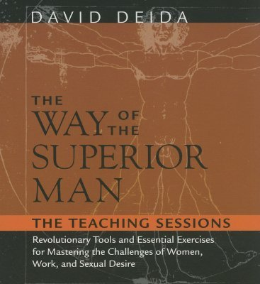 The Way of the Superior Man: The Teaching Sessions [WAY OF THE SUPERIOR MAN 4D] [Compact Disc]