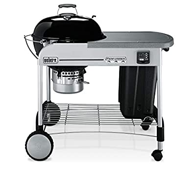 "Weber Performer Premium 22"" Charcoal Grill from Weber-Stephen Products LLC"