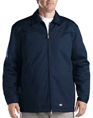 M Dn Lined Yoke Panel Jkt
