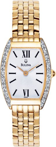 Bulova Ladies Diamond Watch 98R81