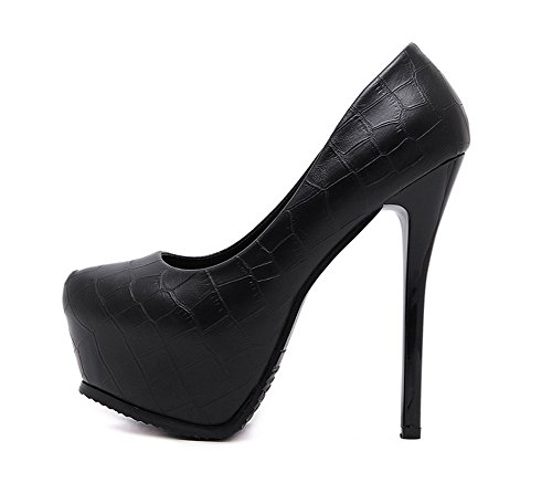 sleehoef 1to9 Zwart Sandalen met 1to9mmsg00251 Pngw8qx41t
