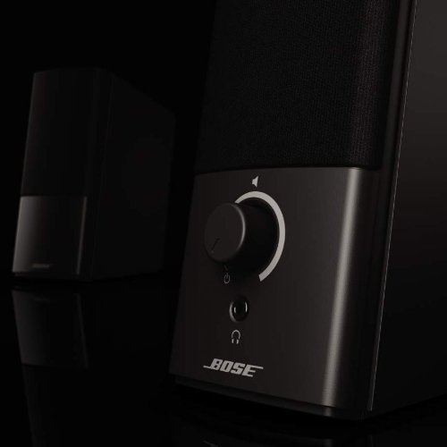Bose Companion 2 Series III Multimedia Speakers - for PC (with 3.5mm AUX & PC input) by Bose (Image #5)