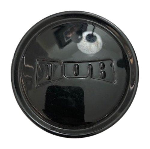 DUB Wheels CAP M-970BK01 USED Black Wheel Center Cap