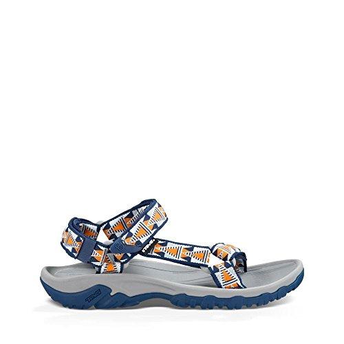 Teva Men's Hurricane XLT Mosaic Orange Sandal