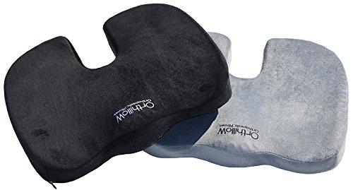 U Shaped Seat Cushion Orthopedic Comfort Foam Helps