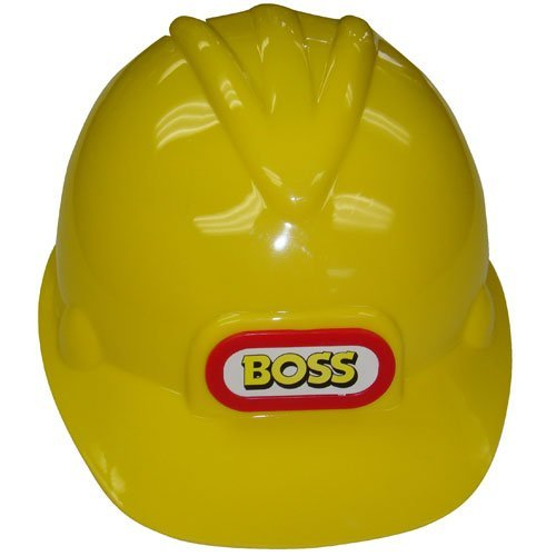 Kids Yellow Construction Hat (Kids Construction Hat)