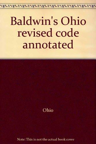 Baldwin's Ohio revised code annotated