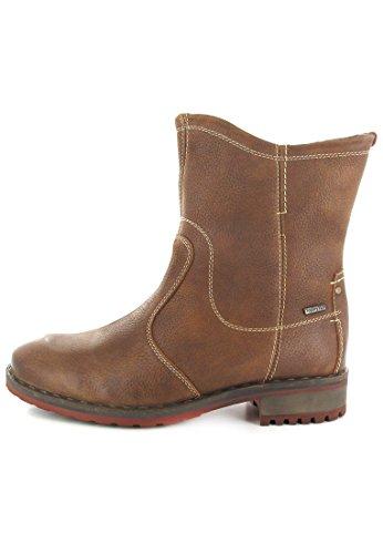 SALE - JOSEF SEIBEL - Emily 04 - Damen Boots - Braun Schuhe in Übergrößen