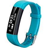 Coch Fitness Tracker, IP67 Waterproof Activity Tracker Watch,Sleep Monitor,Smart Fitness Band,Bluetooth Step Counter for Kids Women and Men