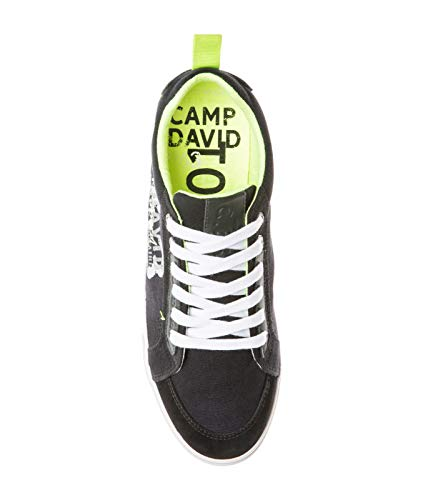 Noir Camp Mocassins Homme David Camp David 5wBq7RX