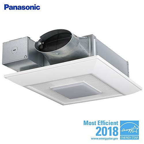 Panasonic Exhaust Fan With Led Light in US - 8