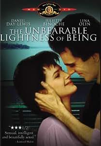 The Unbearable Lightness of Being (Widescreen) [Import]