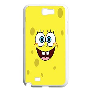 DIY Phone Cover Custom Spongebob For Samsung Galaxy Note 2 N7100 NQ4842469
