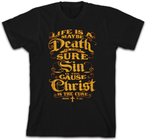 The Cure Christian T-Shirt (3X-Large)