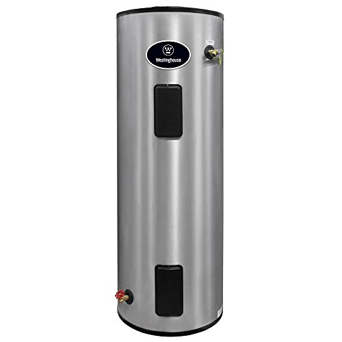 Westinghouse 80 Gal. 4500W Lifetime Warranty Electric Water Heater with durable 316L Stainless Steel Tank