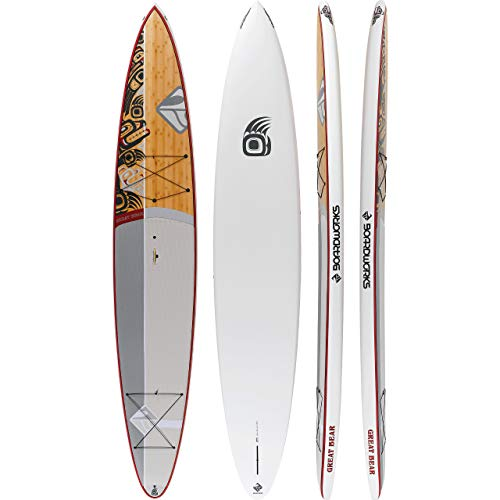 Boardworks Great Bear Touring Stand-Up Paddle Board (SUP) - 14'