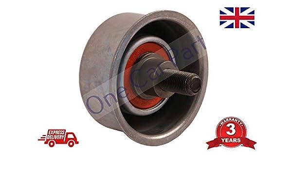 Polea guía de correa de distribución Astra F G H J Combo Corsa A B C 1.7D: Amazon.es: Coche y moto