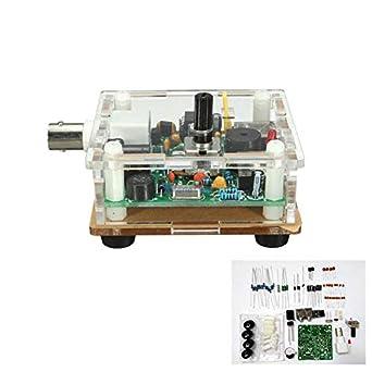 Amazon.com: DC 9-13.8V S-Pixie CW QRP Transceptor de radio ...