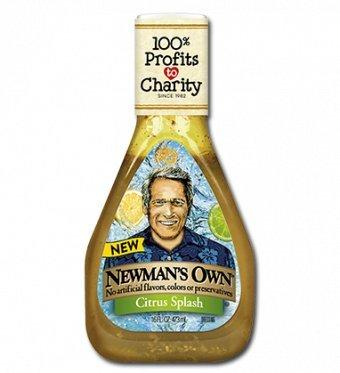 Newman's Own Citrus Splash Dressing 16 oz (Pack of 3) ()