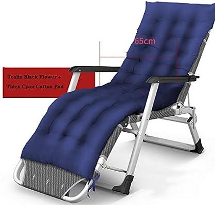 YWZDY Sillas Plegables de Tela Tumbona |Silla de jardín reclinable Plegable |Tumbona Plegable para niños Adultos hamacas Patio Piscina cómoda Silla de relajación: Amazon.es: Hogar