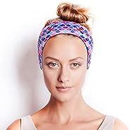 ZOEKIM Swimming Headband for Kids & Adults, Cute Swimming Ear Band Adjustable Swim Headband Keeping Water