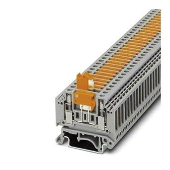 Amazon com: DIN Rail Terminal Blocks MTK-P/P (1 piece