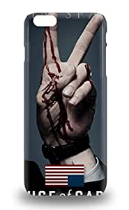 Snap On American House Of Cards Drama 3D PC Soft Case Cover Skin Compatible With Iphone 6 Plus ( Custom Picture iPhone 6, iPhone 6 PLUS, iPhone 5, iPhone 5S, iPhone 5C, iPhone 4, iPhone 4S,Galaxy S6,Galaxy S5,Galaxy S4,Galaxy S3,Note 3,iPad Mini-Mini 2,iPad Air )