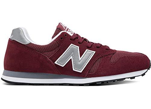 Balance Sneaker New Uomo 373 Vinaccia Rosso qgYEfw