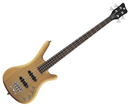 Corvette Bass - Warwick Rock Bass Corvette Basic Passive 4 String Bass (Natural Satin)