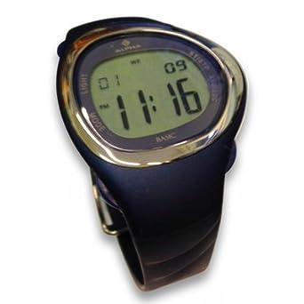 Basic – Reloj digital – Azul/Plata