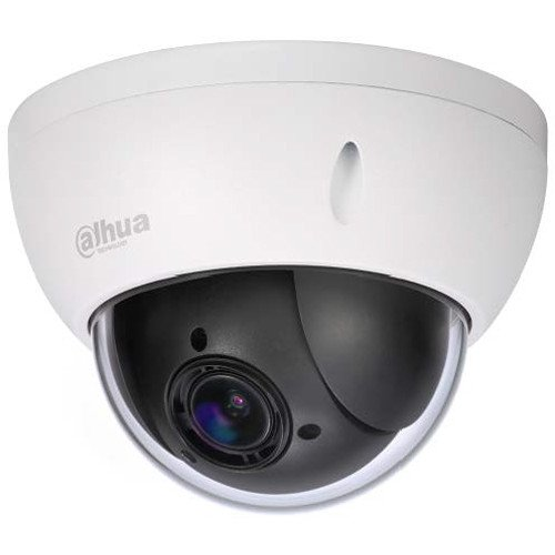 Dahua 4MP 4X PTZ SD22404T-GN 2.7mm-11mm Network Dome Camera 4x Optical Zoom POE IP66 ONVIF Outdoor English Version