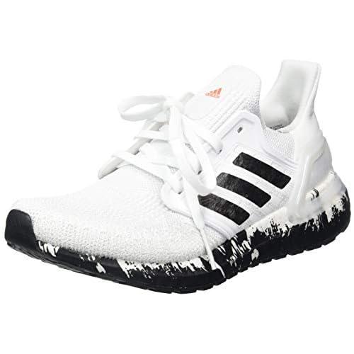 chollos oferta descuentos barato Adidas RNG Ultraboost 20 W Zapatillas para Correr para Mujer FTWR White Core Black Signal Coral 37 1 3 EU