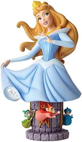 Grand Jester Studios Princess Aurora with Fairies Sleeping Beauty Figurine New