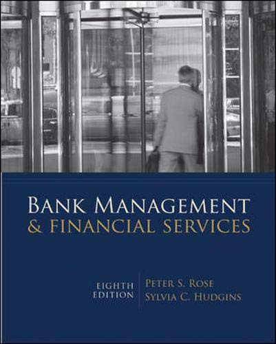Bank Management & Financial Services w/S&P bind-in card