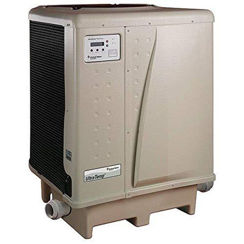 Pentair 460932 UltraTemp 110 High Performance Pool Heat Pump, Heat Only, 230 Volt, 60 Hertz, 1 Phase, Almond ()