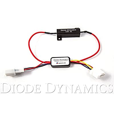 Tail as Turn LED Module for 2014-2020 Infiniti Q50, by Diode Dynamics: Automotive