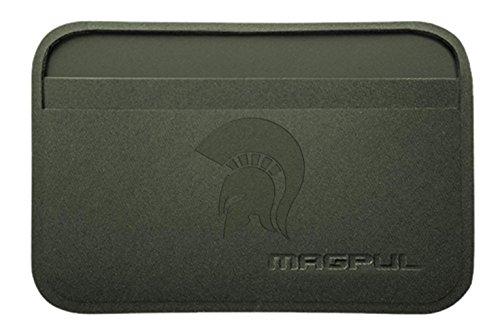 Magpul DAKA Everyday Wallet MAG763 ODG Laser Engraved Spartan Helmet 6