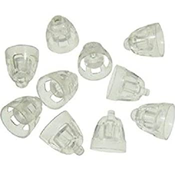Oticon Replacement Domes for MiniRite Hearing Aids (6mm Open)