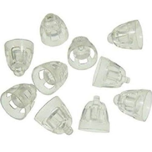 Oticon Replacement Domes for MiniRite Hearing Aids (6mm Open) by Oticon Domes