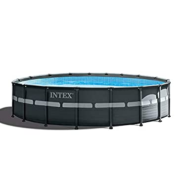 Intex 26329EH 18 Ft. x 52 In. Ultra XTRA Frame Pool Set