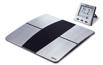 Soehnle Body Balance Comfort F5, Negro, Plata, AA, Metal/Plástico -